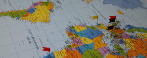 国際経営学科の「留学先一覧」を更新しました